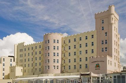 exterior view of the norbreck castle hotel blackpool
