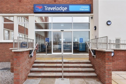 Travelodge Liverpool Edge Lane