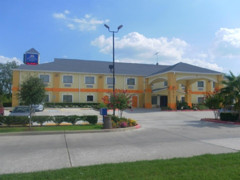 Americas Best Value Inn & Suites-bush Intl Airport