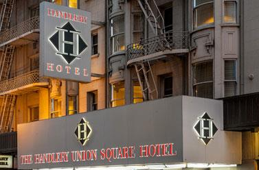 Handlery Union Square Hotel