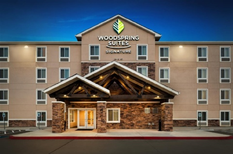 Woodspring Suites Sig Houston
