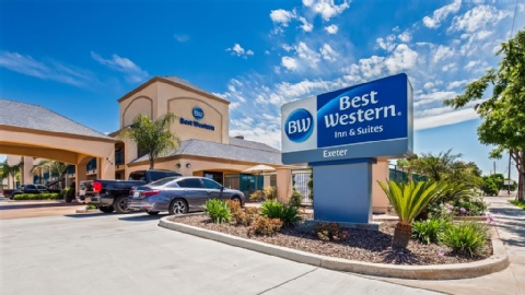 Best Western Exeter Inn Suites