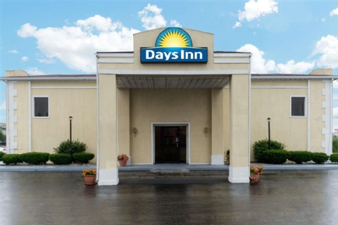 Days Inn- Indianapolis