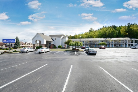 Americas Best Value Inn Saint Ignace