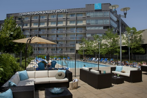 Toronto Don Valley Hotel