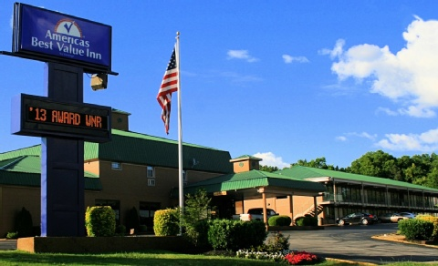 Americas Best Value Inn-goodlettsville/n. Nashville