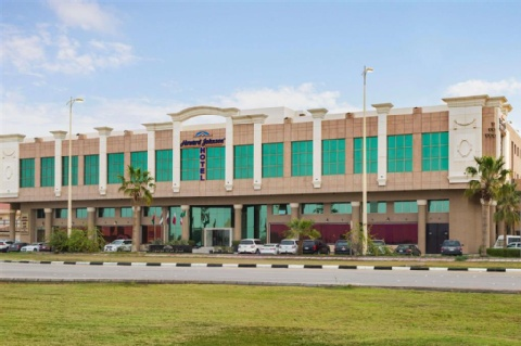 HOWARD JOHNSON DAMMAM HOTEL