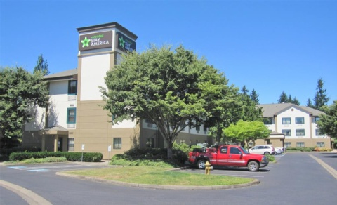 Extended Stay America Vancouve