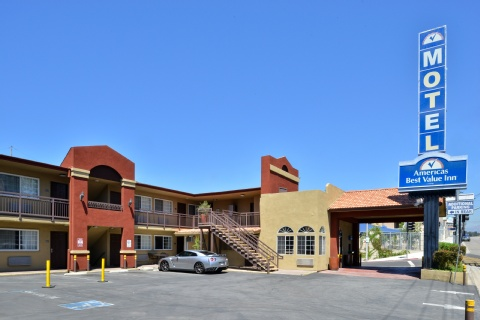 Americas Best Value Inn - Los Angeles/hollywood