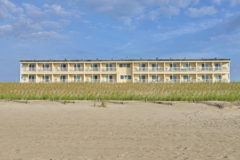 Drifting Sands Hotel
