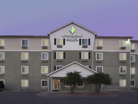 Woodspring Suites Austin North I-35