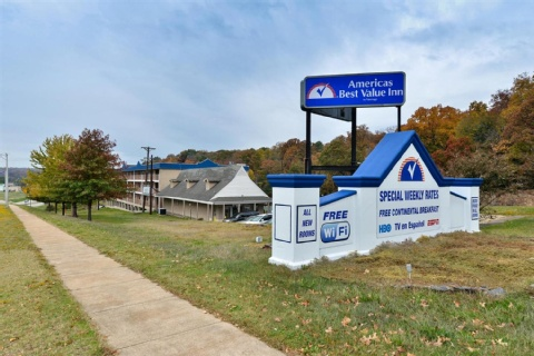 Americas Best Value Inn North Little Rock