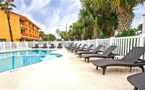 Royal Inn Beach Hotel Hutchinson Island