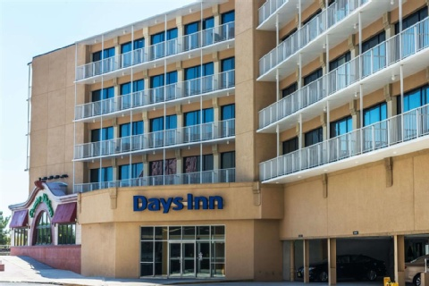 Days Inn Atlantic City Ocnfrnt