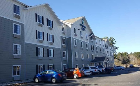 Woodspring Suites Charleston N