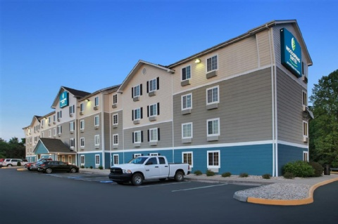Woodspring Suites Richmond For