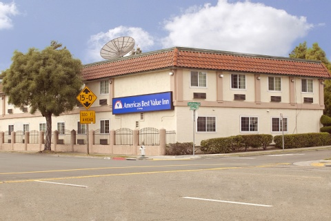 Americas Best Value Inn - Richmond/san Francisco