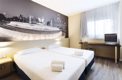 B B Hotel Madrid Aeropuerto T1t2t3 Starting From 0 Best Deals At Hotels Limited