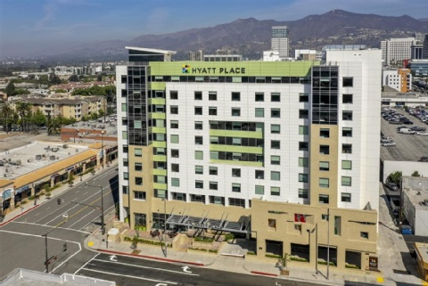 Hyatt Place Glendale Los Angeles